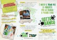 é nato il primo kit di prodotti per la scuola a filiera etica - La Bottega ...