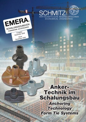 Katalog Dezember 2009 Ankertechnik im ... - Conform International