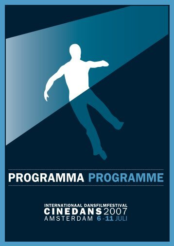 Cinedans Programme Book 2007 ( 3 Mb)