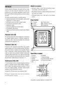 DIGITÁLNÍ TERMOSTAT NTC HC 10 - Fenix - Page 4