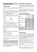 DIGITÁLNÍ TERMOSTAT NTC HC 10 - Fenix - Page 5