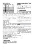 DIGITÁLNÍ TERMOSTAT NTC HC 10 - Fenix - Page 6