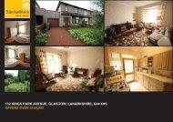 132 KINGS PARK AVENUE GLASGOW LANARKSHIRE G44 4HS OFFERS OVER £160,000