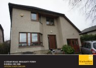 4 cedar road, broughty ferry dundee, dd5 3bb offers over ... - TSPC