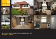 194 COUPAR ANGUS ROAD BIRKHILL DUNDEE DD2 5QE FIXED PRICE £180,000