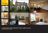 1 camperdown street, broughty ferry, dundee, dd5 3ag offers ... - TSPC