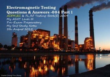 Electromagnetic Testing - Q&A 004.pdf