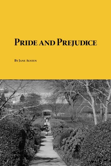Pride and Prejudice - Planet eBook