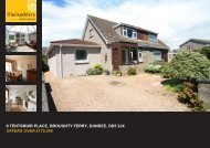 6 TENTSMUIR PLACE BROUGHTY FERRY DUNDEE DD5 3JX OFFERS OVER £175,000