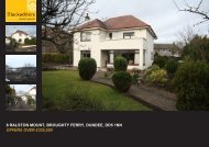 8 ralston mount, broughty ferry, dundee, dd5 1nn offers over ... - TSPC