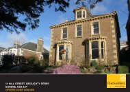 11 hill street, broughty ferry dundee, dd5 2jp offers over ... - TSPC