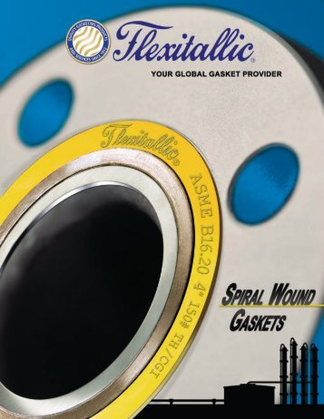 Spiral Wound Gaskets - The Flexitallic Group