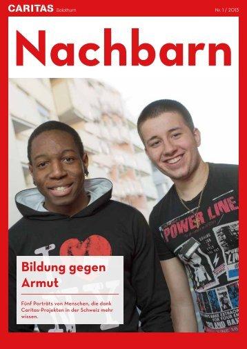Aktuelle Ausgabe solothurn magazines