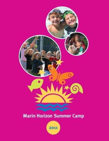 Marin Horizon Summer Camp