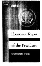 Report - The American Presidency Project