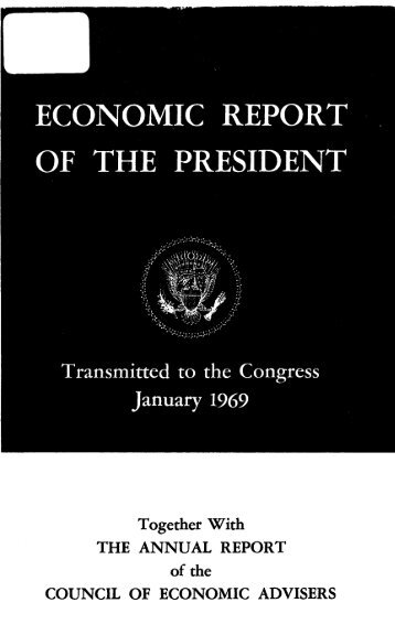 OF THE PRESIDENT