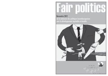 Fair politics