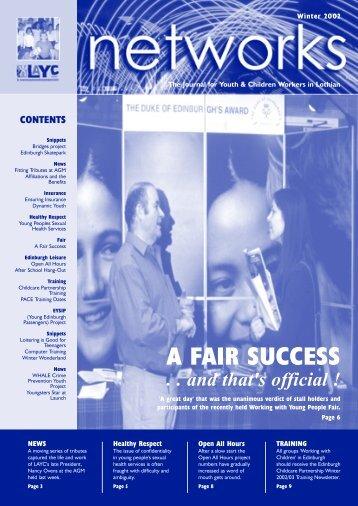 A FAIR SUCCESS