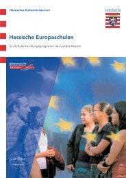 Schulportraits - Hessische Europaschulen
