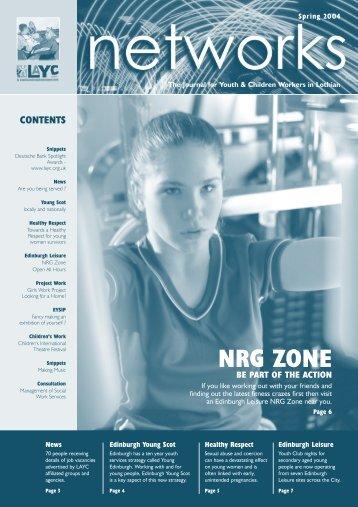 NRG ZONE