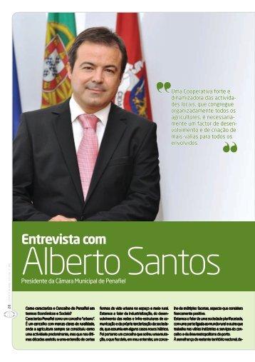 Alberto Santos