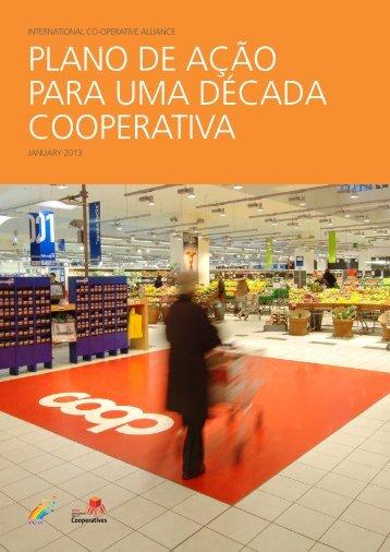 PLANO DE AÇÃO PARA UMA DÉCADA COOPERATIVA