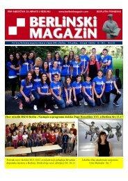 Zbor mladih HKM Berlin - Nastupio u programu ... - Berlinski Magazin