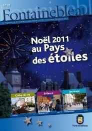Magazine n°28 - Fontainebleau