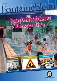 Magazine n°34 (PDF – 3.3 Mo) - Fontainebleau