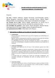 Compte-rendu du 15 octobre (PDF – 65.3 ko) - Ville de Fontainebleau