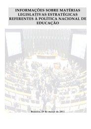 Política Nacional Educação - Fórum Nacional de Educação