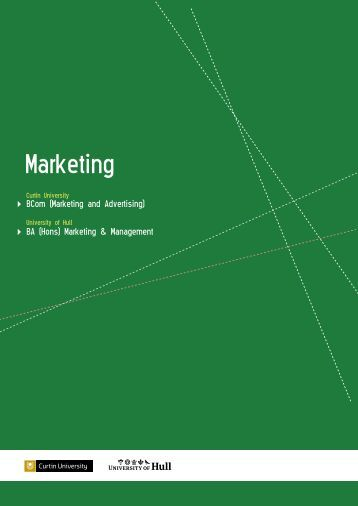 Marketing P.25 - 30 - HKU School of Professional and Continuing ...