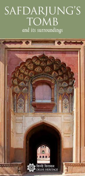 Safdarjung's Tomb and its Surroundings (pdf) - World Monuments ...
