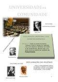 UNIVERSIDADE na COMUNIDADE - Page 3