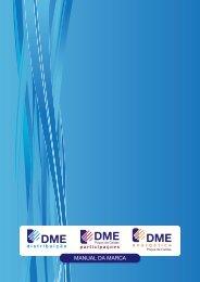 MANUAL DA MARCA - DME Distribuição - Poços de Caldas