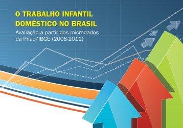 O TRABALHO INFANTIL DOMÉSTICO NO BRASIL