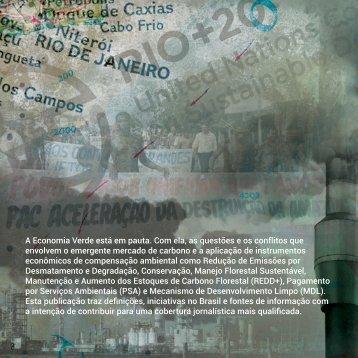 O Lado B da Economia Verde - Repórter Brasil