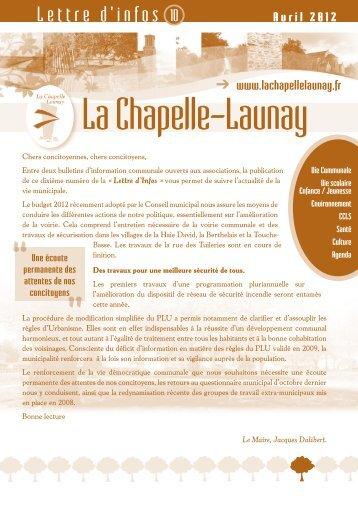 La Chapelle-Launay