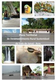 Plano Territorial de Desenvolvimento Rural Sustentável do ... - SIT