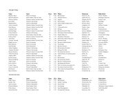 Complete 2012-13 MAC Winter Academic Honor Roll