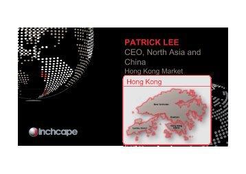 Final Hong Kong - Inchcape