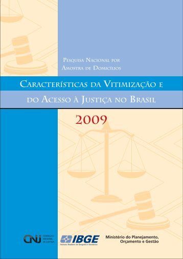 INSTITUTO BRASILEIRO DE GEOGRAFIA E ESTATÍSTICA - IBGE