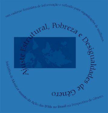 AJUSTE ESTRUTURAL POBREZA E DESIGUALDADES DE GÊNERO