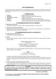 Condizioni Generali polizza_700_31_2503_familiari con ... - Andi