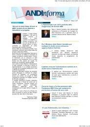 150 anni di Unità d'Italia, 65 anni di ANDI: la storia di una Nazione e ...