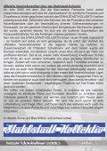 die heutige Choreo: Für das heutige Heimmatch ... - Linzer Blauhelme - Page 3