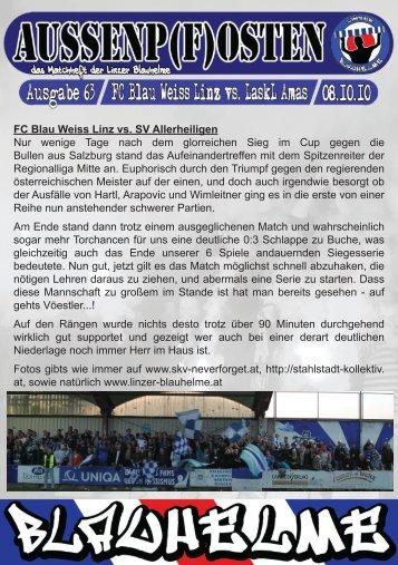 Ausgabe 63 - Linzer Blauhelme