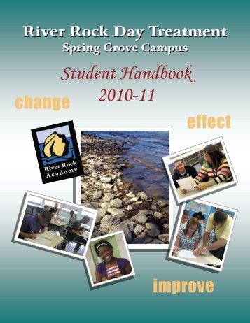 Student Handbook 2010-11
