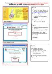 Procedura per l'iscrizione agli esami di licenza media degli alunni ...