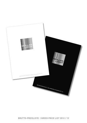 katalog brutto-preisliste - Müller-Licht